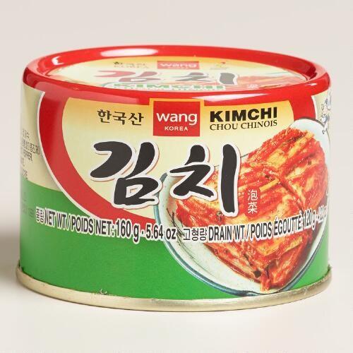 Wang Kimchi, Set of 12