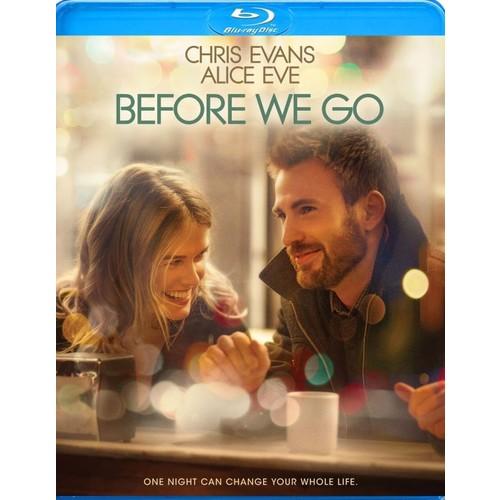 Before We Go [Blu-ray] [2014]