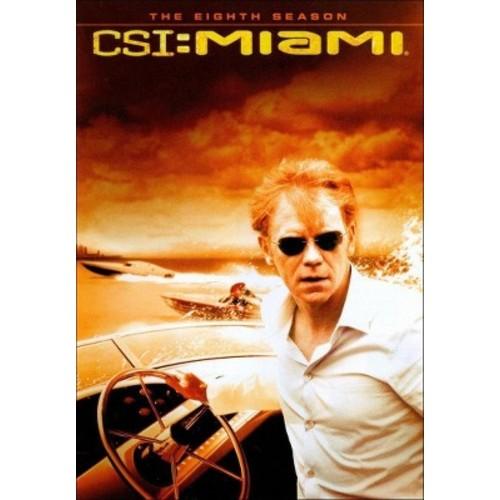 CSI: Miami - Complete Eighth Season (DVD)