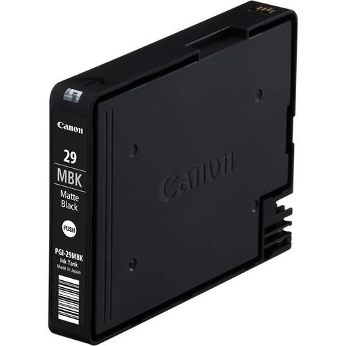 Canon PGI-29 Matte Black Ink Tank 4868B002