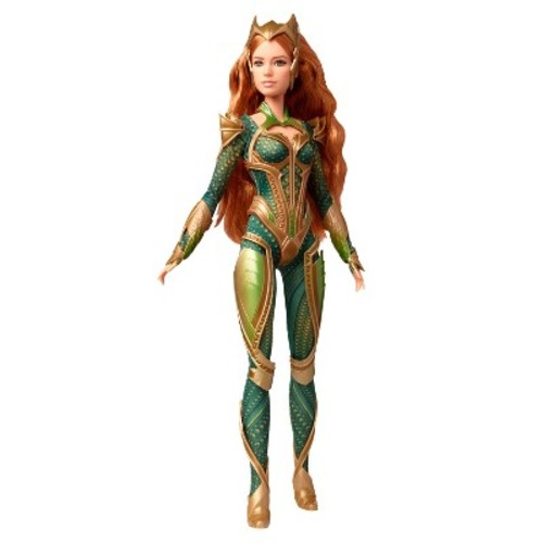 Barbie Collector Mera Doll Wonder Woman