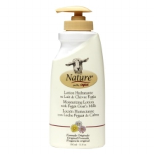 Nature by Canus Moisturizing Lotion with Fresh Goat's Milk Original Formula