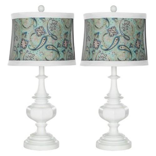 Safavieh Ella Urn Lamp (Set of 2)