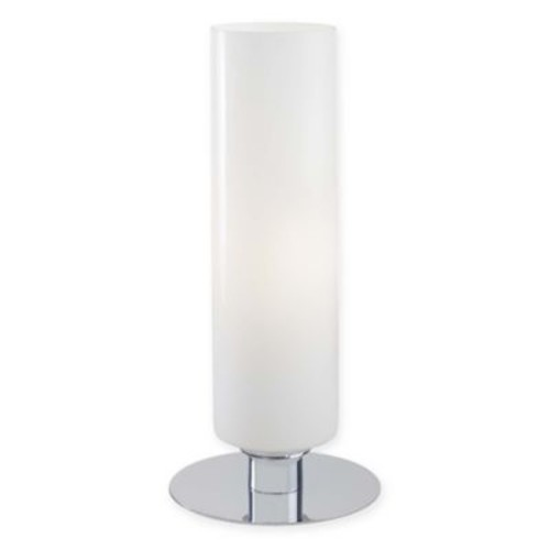 Accent Table Lamp in Chrome