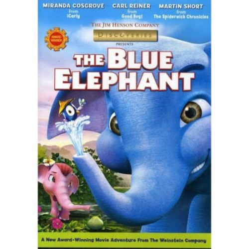 The Blue Elephant [DVD] [2008]
