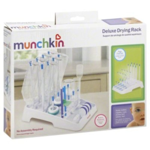 Munchkin Deluxe Bottle Drying Rack