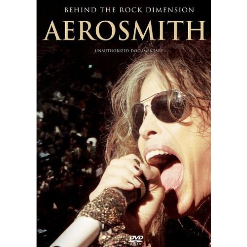 Aerosmith: Behind the Rock Dimension (DVD) 2012