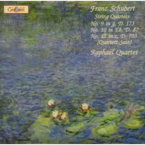 Franz Schubert: String Quartets