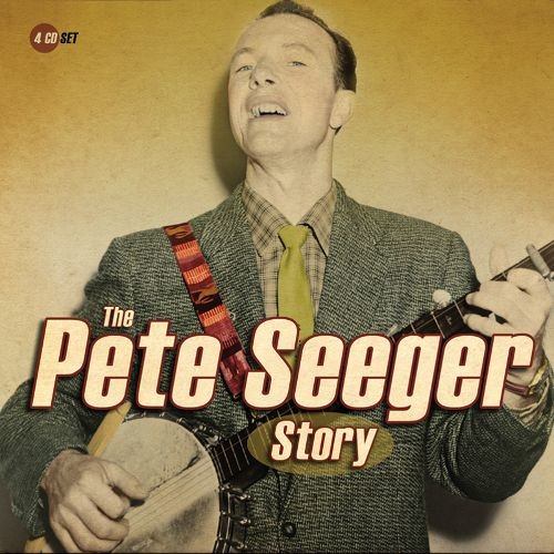 The Pete Seeger Story [CD]