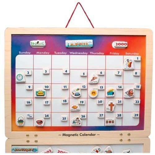Melissa & Doug Magnetic Calendar