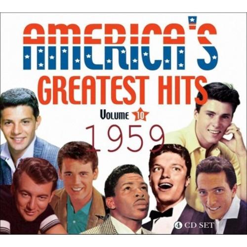 America's Greatest Hits, Vol. 10: 1959 [CD]