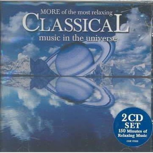 Various - Most relaxing classical music in the (CD)