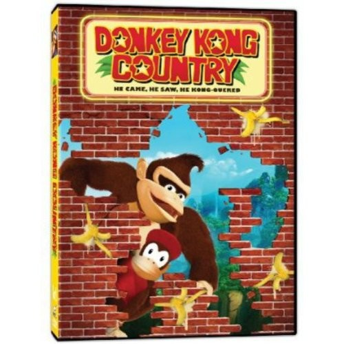 Donkey Kong Country [DVD]
