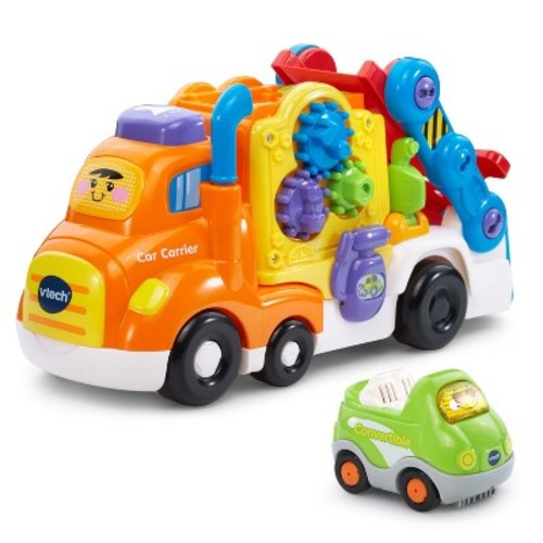 VTech Go! Go! Smart Wheels Car Carrier