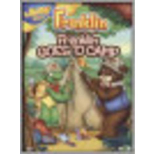 Franklin: Franklin Goes to Camp [DVD]
