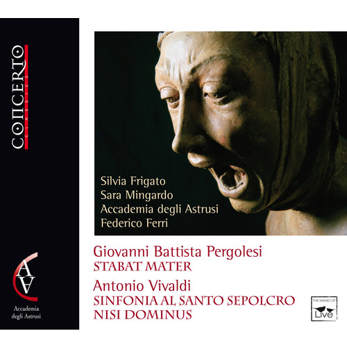 Federico Ferri - Pergolesi/Vivaldi: Stabta Mater