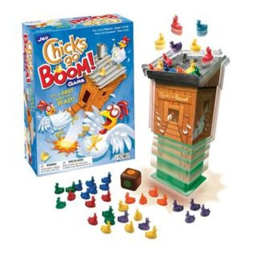 PlayMonster Chicks Go Boom! Game