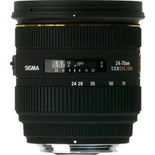 24-70mm f/2.8 IF EX DG HSM Lens for Sony A