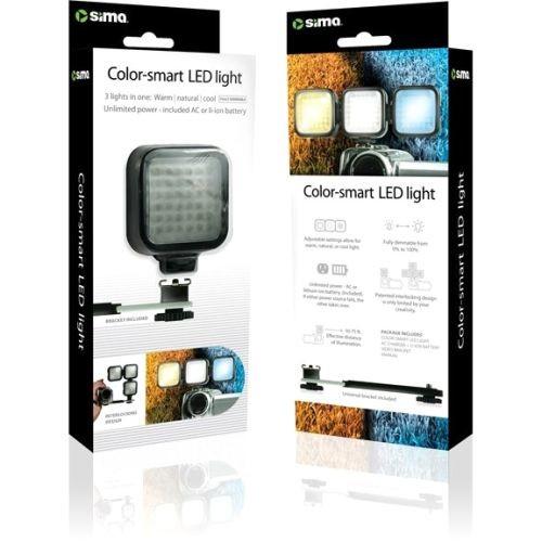 Sima SL-200 LXI Video Light