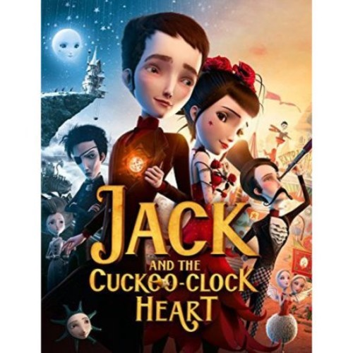 Jack And The Cuckoo-Clock Heart (Widescreen)