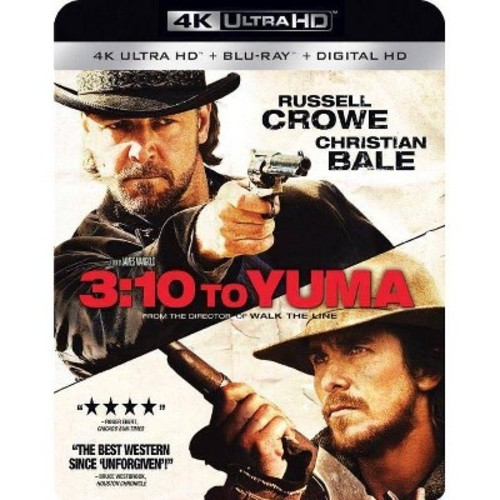 3:10 to Yuma 4K Ultra HD