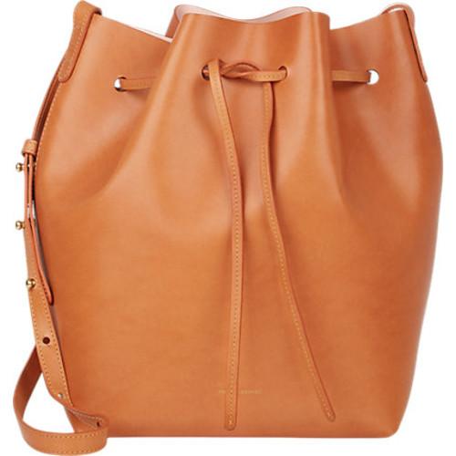 Mansur Gavriel Leather Large Bucket Bag