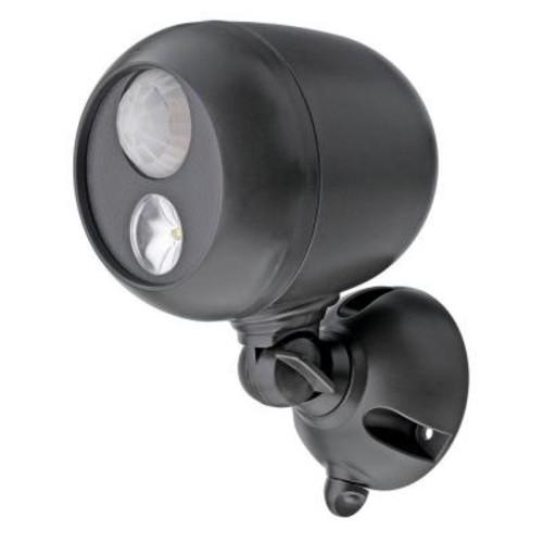 Mr Beams Outdoor Brown Wireless Motion Sensing LED Spot Light