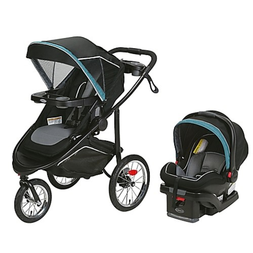 Graco Modes Jogger Click Connect Travel System in Palermo