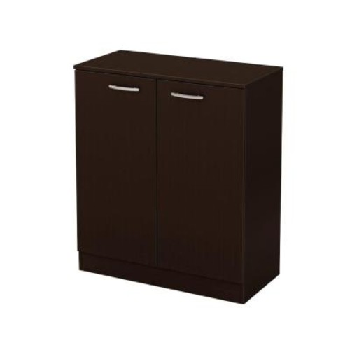 South Shore Axess Chocolate Storage Cabinet