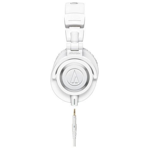 ATH-M50x Monitor Headphones (White)