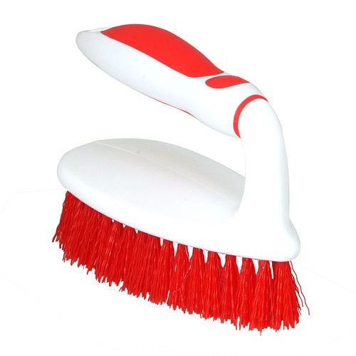 Scrubbing Brush with Grip Handle