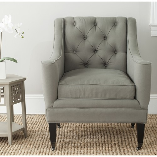 Safavieh Sherman Tufted Arm Chair