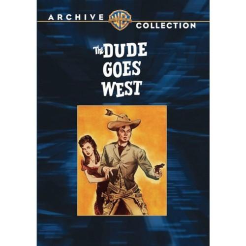 Warner Bros The Dude Goes West, DVD