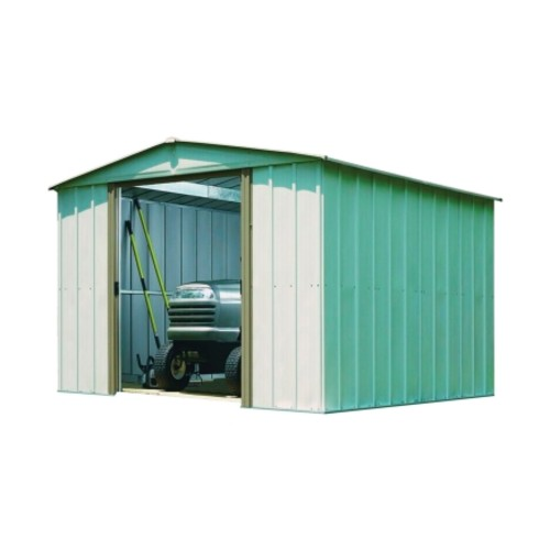 Arrow 10x10 Galvanized Steel Storage Shed (ACE1010)