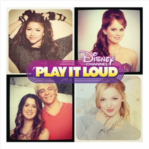 Various Artists - Disney Channel: Play It Loud (CD)