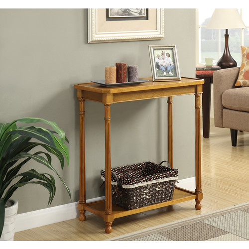 Convenience Concepts American Heritage Carrington Hall Table