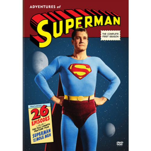 The Adventures Of Superman: The Complete First Season (Full Frame)