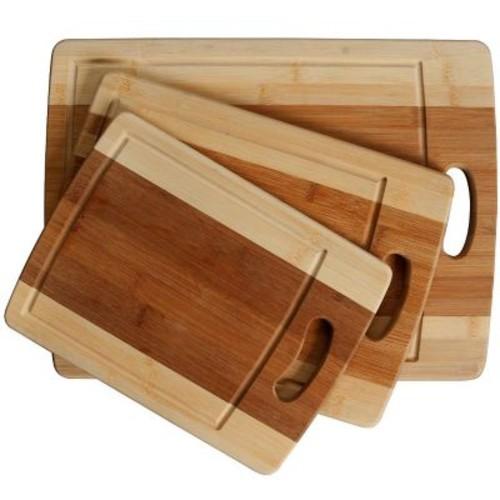 Heim Concept 3 Piece Bamboo Cutting Board Set