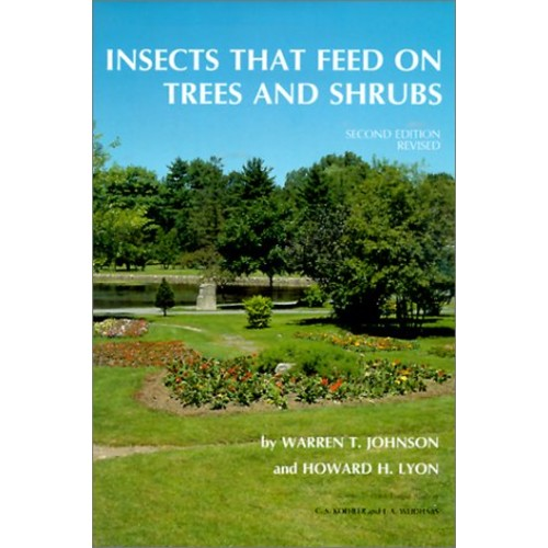 Insects that Feed on Trees and Shrubs (Comstock Book)