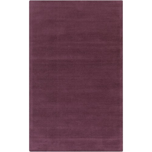 Artistic Weavers Falmouth Eggplant 3 ft. 3 in. x 5 ft. 3 in. Indoor Area Rug