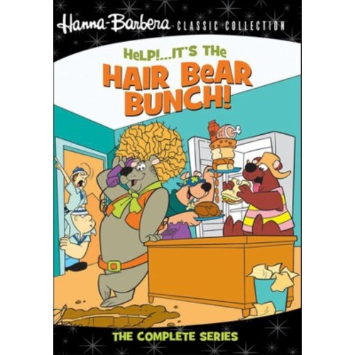 Help! It's the Hair Bear Bunch!: The Complete Series [DVD]