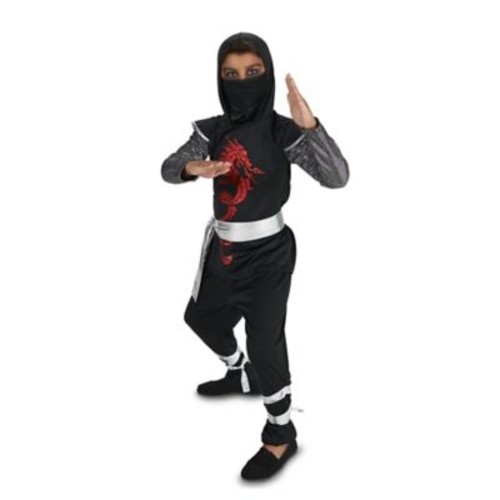 Partytime Medium Dragon Ninja Child's Halloween Costume