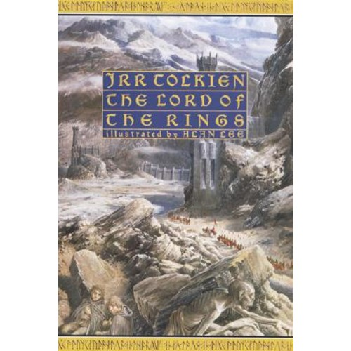 Lord of the Rings (Hardcover): The Lord of the Rings (Hardcover)