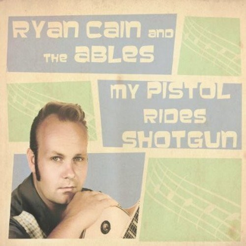 My Pistol Rides Shotgun [CD]