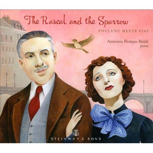 Rascal & The Sparrow: Poulenc Meets Piaf-CD
