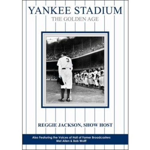 Yankee Stadium: The Golden Age [DVD] [2012]