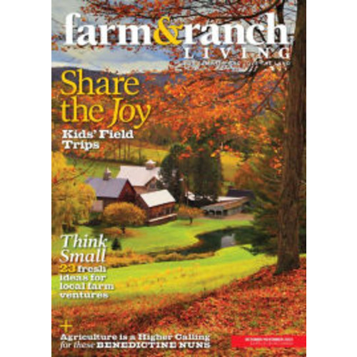 Farm & Ranch Living - One Year Subscription