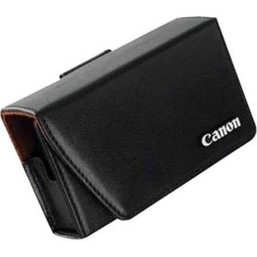 Canon PSC-900 Deluxe Leather Case (Black)