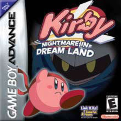 Kirby: Nightmare in Dreamland