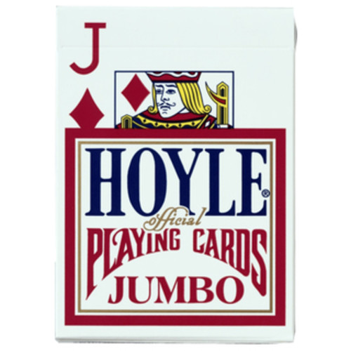 Hoyleicial Jumbo Index Playing Cards